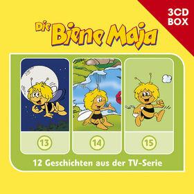 Die Biene Maja, Die Biene Maja - 3-CD Hörspielbox Vol. 5, 00602547152107