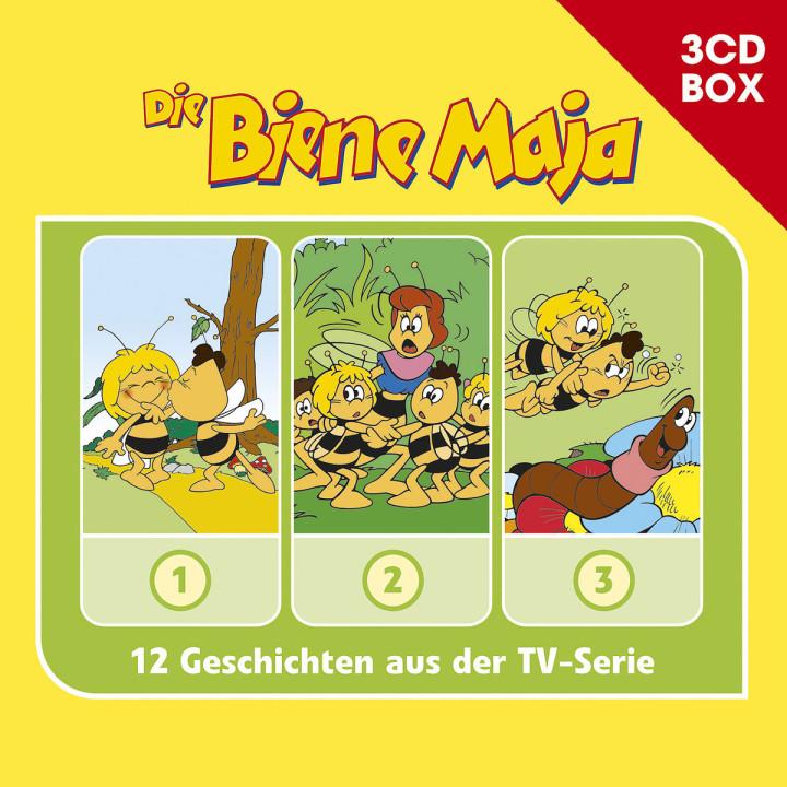 Die Biene Maja - 3-CD Hörspielbox Vol.1
