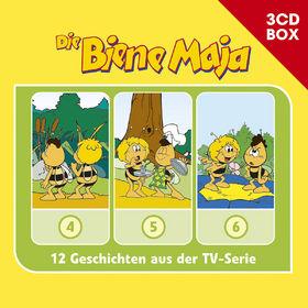 Die Biene Maja, Die Biene Maja - 3-CD Hörspielbox Vol. 2, 00602547151919