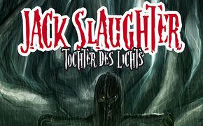 Jack Slaughter, Jack Slaughter – Tochter des Lichts: E-Book 02: Dämonisches Donnerwetter ab 16. Januar 2015