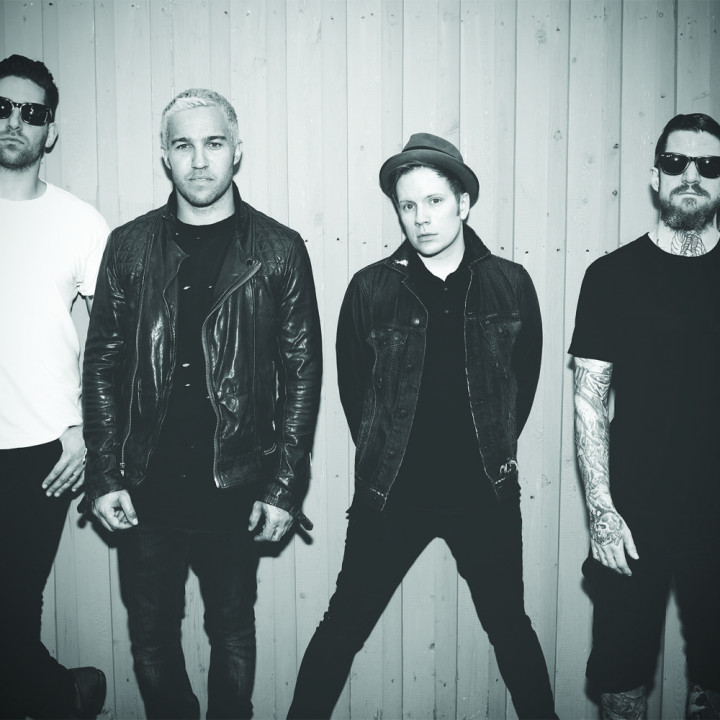 Fall Out Boy 2014