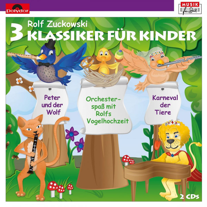 rolf zuckowski musik 3 klassiker f r kinder. Black Bedroom Furniture Sets. Home Design Ideas