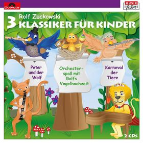 3 Klassiker für Kinder, 00602547129482