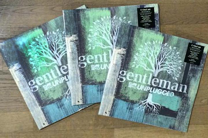 Gentleman-MTV Unplugged-Vinyl Edition-Gewinnspiel-2014