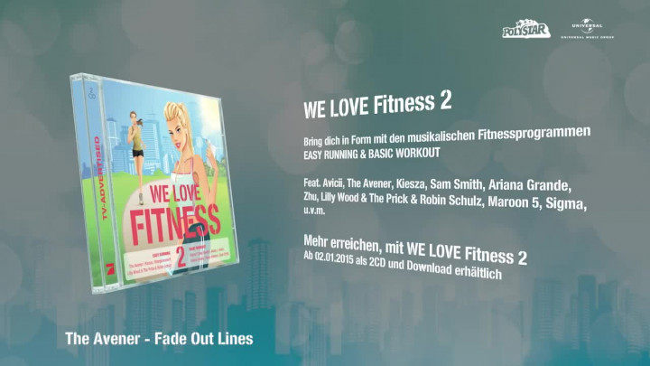 We Love Fitness 2 Minimix