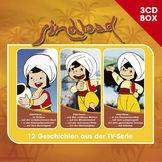 Sindbad, Sindbad - 3-CD Hörspielbox, 00602547157362