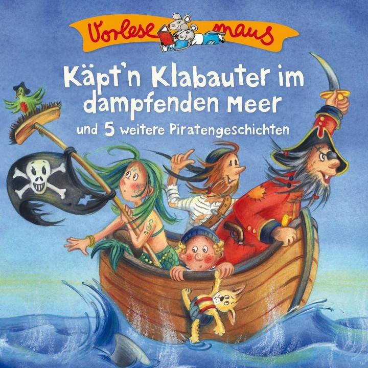 Käpt'n Klabauter im dam. Meer (Piratengeschichten)