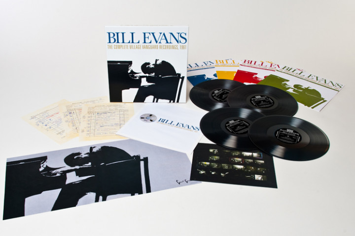 Bill Evans: The Complete Village Vanguard Recordings, 1961