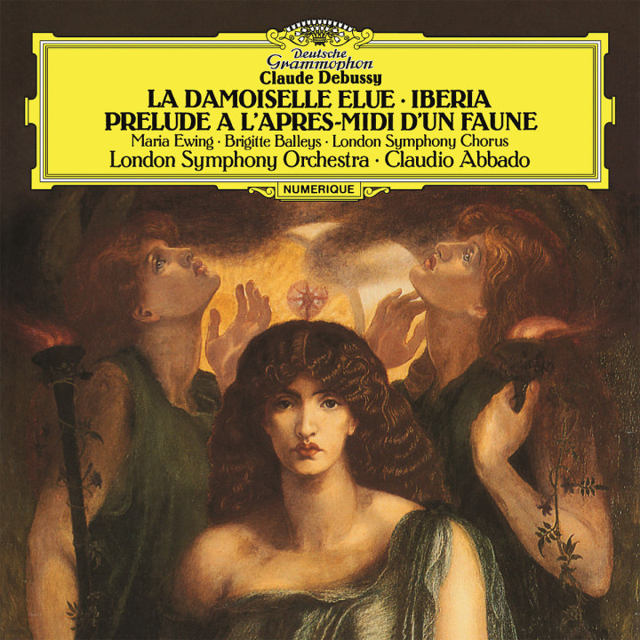 Debussy: La damoiselle élue. Poème Lyrique, L.62; Prélude à l'après-midi d'un faune, L.86; Images For Orchestra - 2. Ibéria, L.122