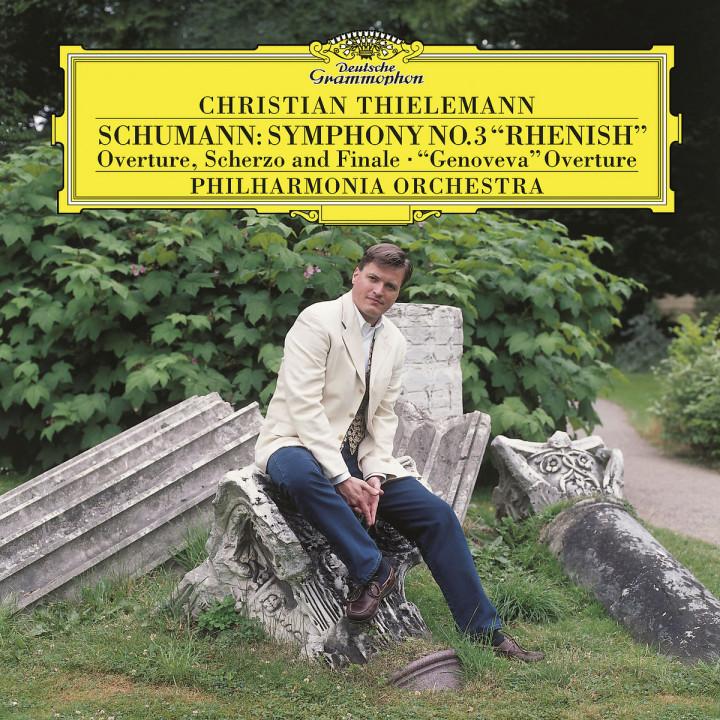 Schumann: Symphony No.3 Rhenish; Overture Genoveva, Op.81; Overture, Scherzo, And Finale, Op.52