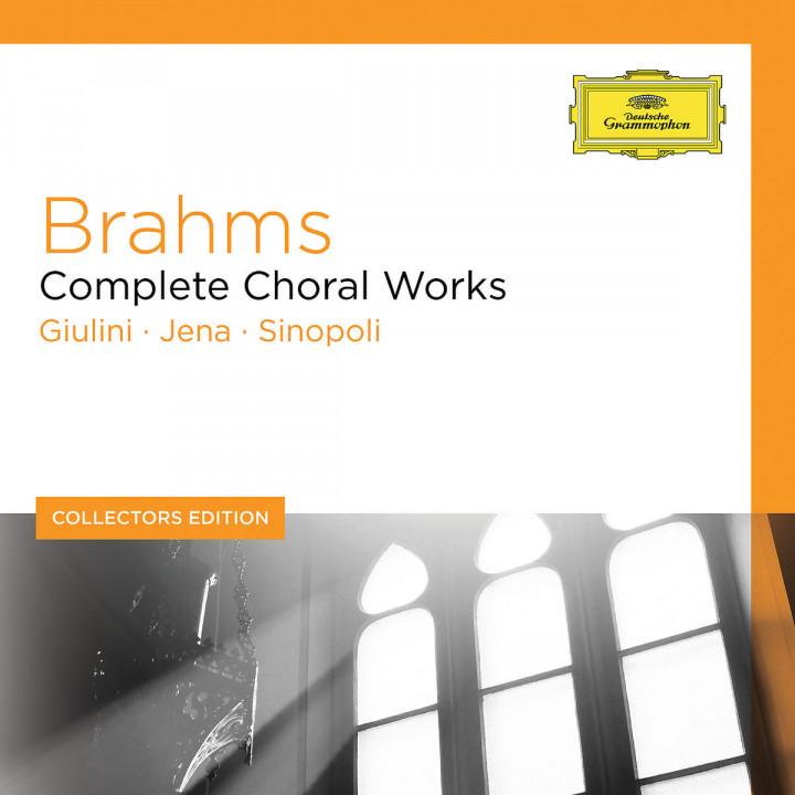 Brahms: Chor-Werke