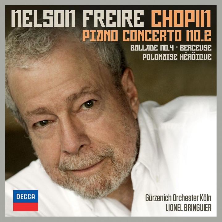 Chopin: Piano Concerto No.2; Ballade No.4; Berceuse; Polonaise Héroïque