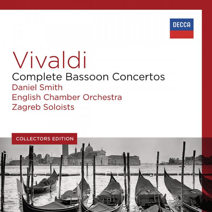 Vivaldi: Fagott-Konzerte