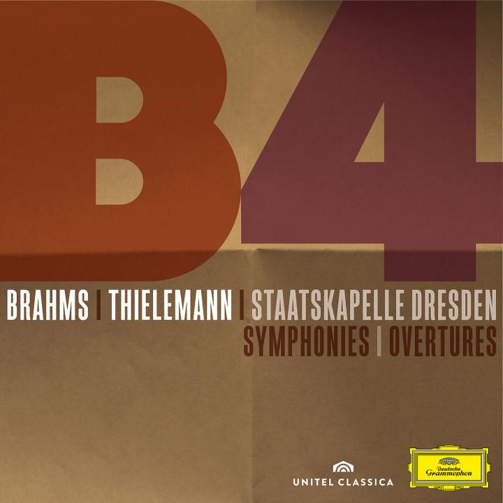 Brahms: Symphonies / Overtures