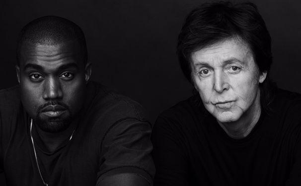 Kanye West, Jetzt sichern: Only One von Kanye West und Paul McCartney ab sofort bei iTunes, Google Play und Amazon