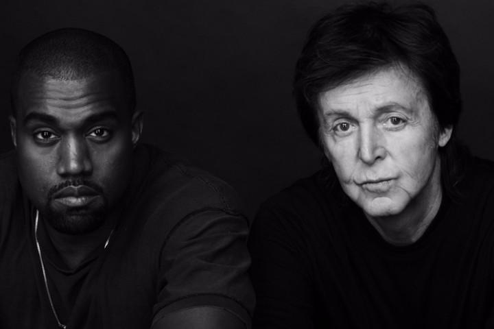 Kanye und Paul