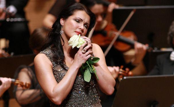 Anna Netrebko, Liebeszauber - Anna Netrebko singt die Titelpartie in Tschaikowskis Oper Iolanta