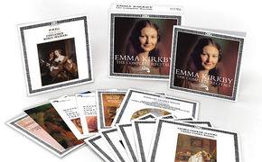 Box-Sets und Editionen, Emma Kirkby - The Complete Recitals