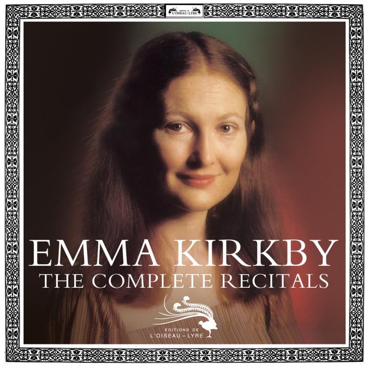 Emma Kirkby - The Complete Recitals