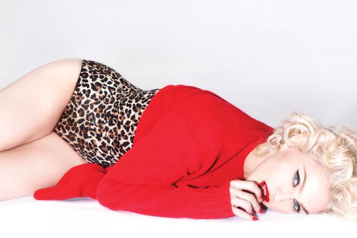 Madonna Pressebild 2015