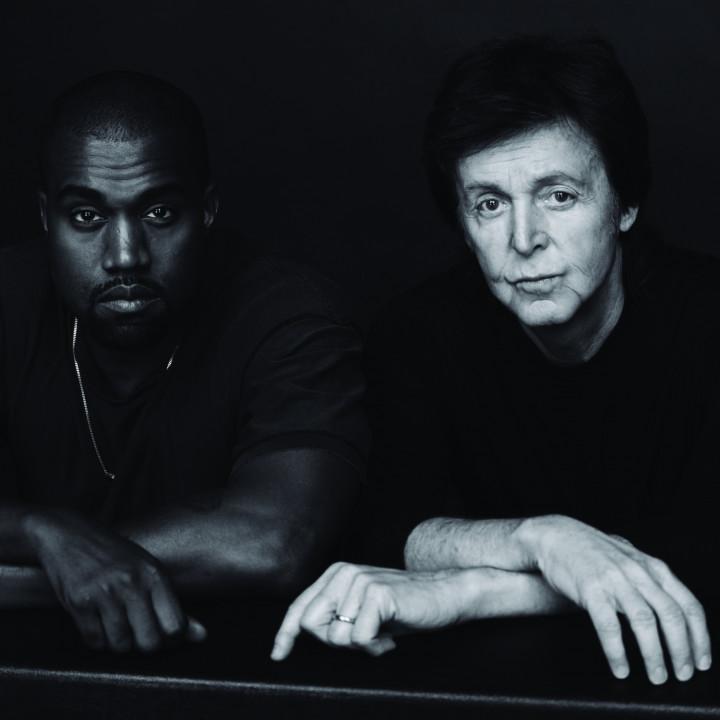 Kanye West—Pressebild 2015
