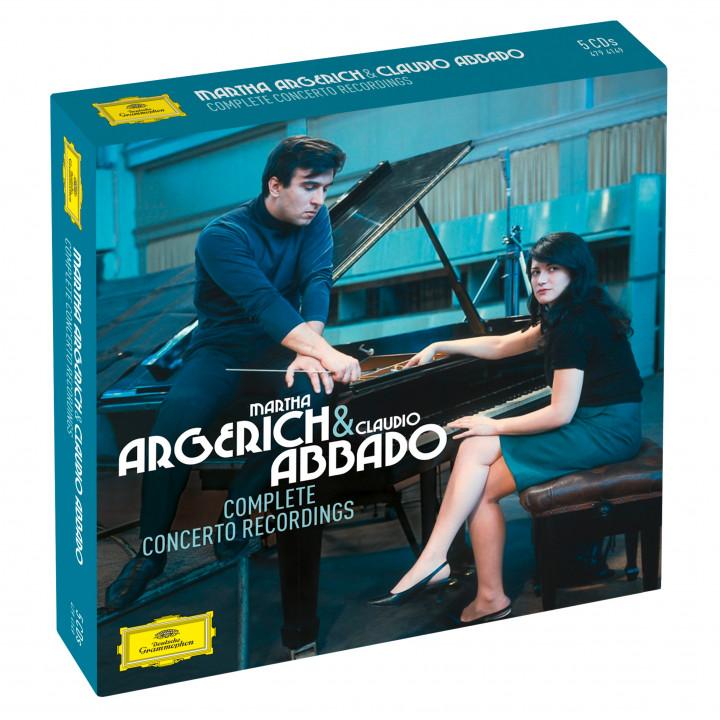 Sämtliche Konzert-Aufnahmen Argerich & Abbado