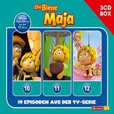 3-CD Hörspiel- und Liederboxen, 3-CD Hörspielbox zur neuen TV-Serie Vol.4, 00602547153579