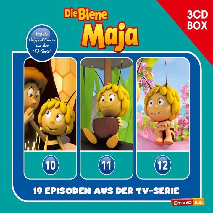 3-CD Hörspielbox zur neuen TV-Serie Vol.4