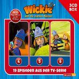 Wickie, 3-CD Hörspielbox zur neuen TV-Serie Vol.2, 00602547151711
