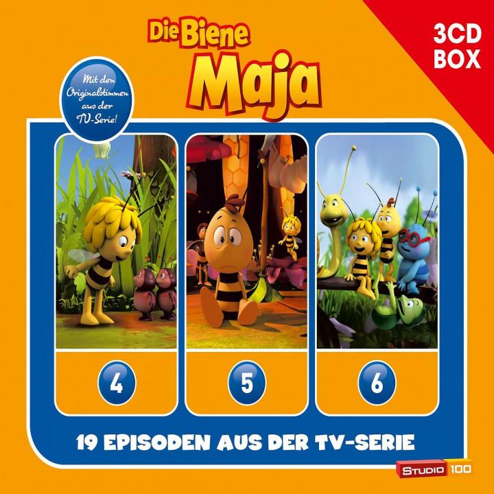 3-CD Hörspielbox zur neuen TV-Serie Vol.2
