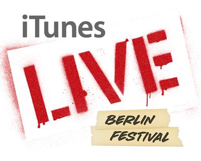 Various Artists, Gewinnt Tickets für Nevio und Klee beim iTunes Live Festival Berlin