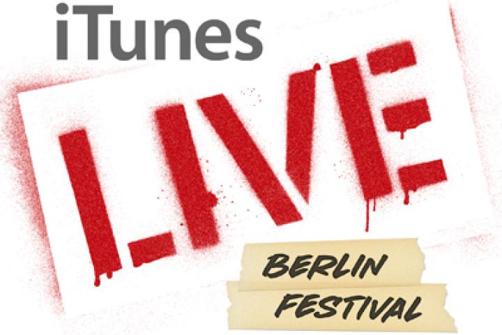 itunes live festival berlin