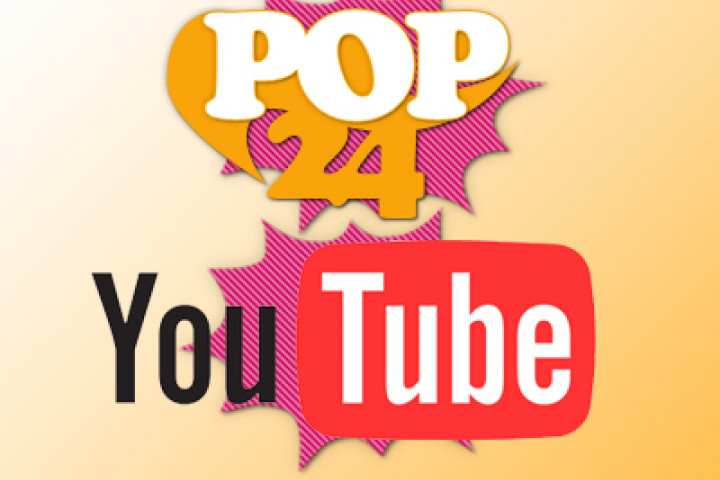 Pop24 Youtube