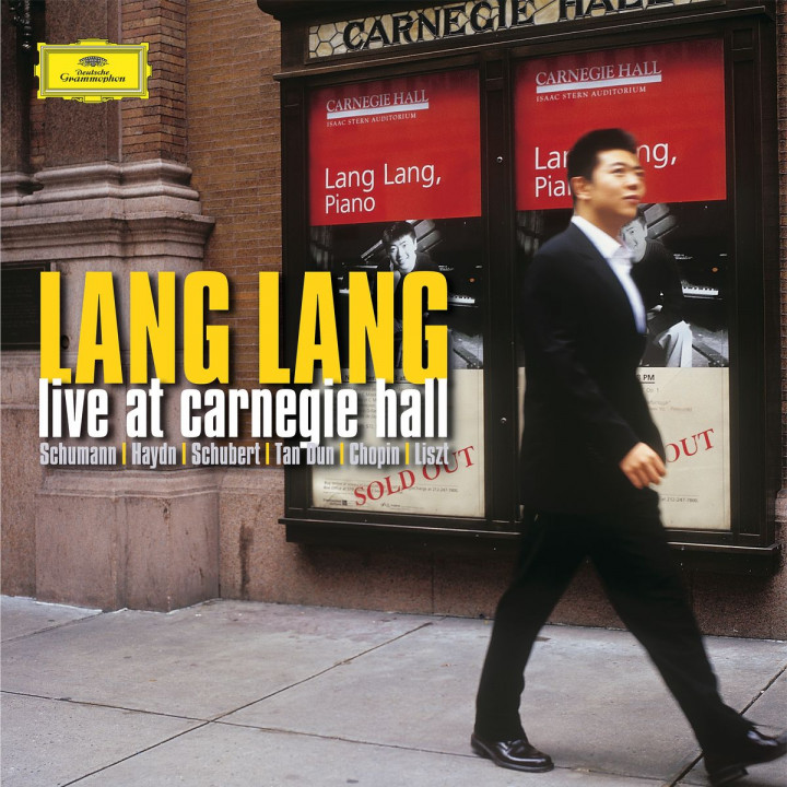 Lang Lang: Live At Carnegie Hall