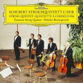 Emerson String Quartet, Streichquintett in C D956, 00028947943846
