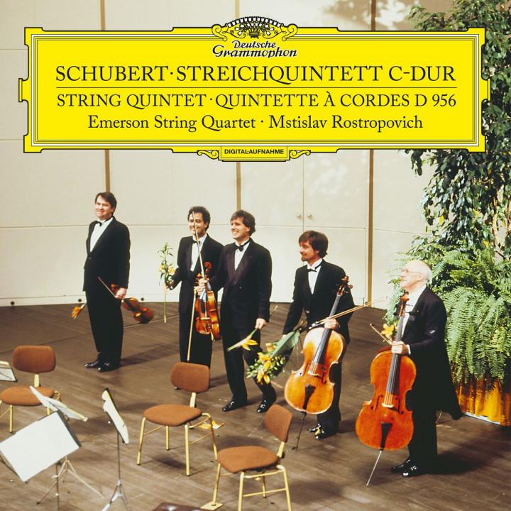Schubert: String Quintet In C Major, D.956