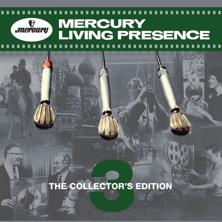 Mercury Living Presence Vol. 3 (Ltd. Ed.)