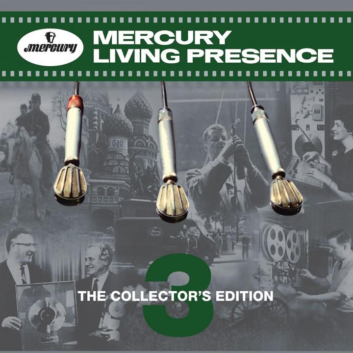 Mercury Living Presence Vol. 3 (Ltd. Ed.)