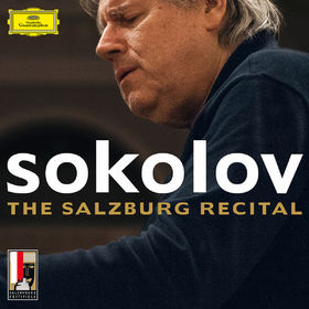 Grigory Sokolov, The Salzburg Recital, 00028947943792