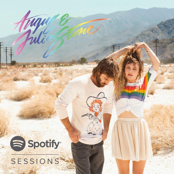 Angus & Julia Stone-Spotify Session-eAlbum-2015
