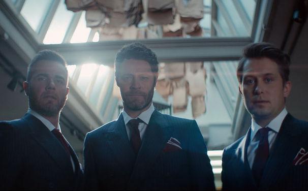 Take That, Take That mit Stil, Charme und Pistolen: Warum ihr den Film Kingsman: The Secret Service unbedingt sehen solltet