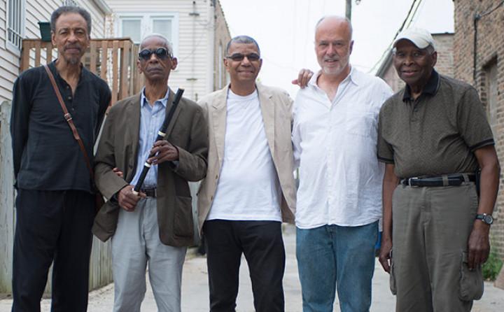 Henry Threadgill, Roscoe Mitchell, Jack DeJohnette, Larry Gray, Muhal Richard Abrams
