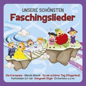 Familie Sonntag, Unsere schönsten Faschingslieder, 00602547145666