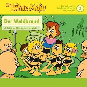 Die Biene Maja, 02: Der Waldbrand, Willi bei den Ameisen u.a., 00602547158130