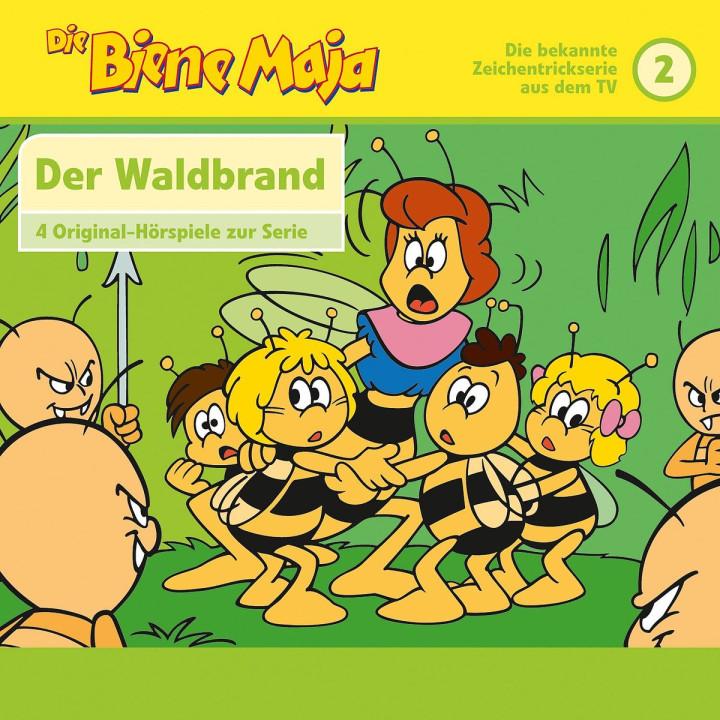 02: Der Waldbrand, Willi bei den Ameisen u.a.