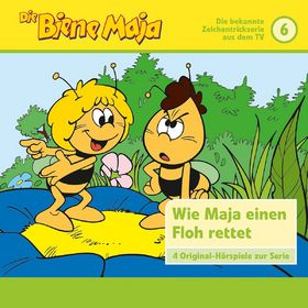 Die Biene Maja, 06: Wie Maja einen Floh rettet u.a., 00602547160690