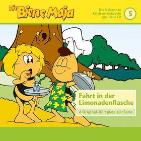 Die Biene Maja, 05: Die Fahrt in der Limonadenflasche u.a., 00602547160676