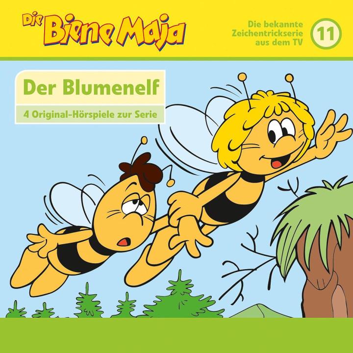 11: Der Blumenelf, Maja als Ersatzameise u.a.