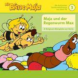 Die Biene Maja, 03: Maja und der Regenwurm Max u.a., 00602547158178