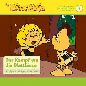 Die Biene Maja, 07: Der Kampf um die Blattläuse u.a., 00602547160782